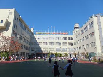 ホーム - 中央区立久松小学校